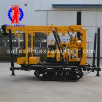 China Strong recommend full hydraulic drilling rig! HZ-200YY Truck-mounted all hydraulic rotary large power drilling rig on sale