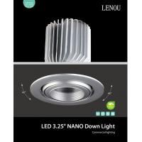 quality ip50 exterior recessed led bathroom downlights for shopping