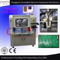 China PCB Depaneling Machine PCB Inline CNC Router with 0.01 Positioning Accuracy on sale