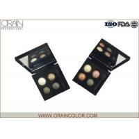 Quality New style cosmetic makeup,fashion and Colorful four-color portable eye shadow for sale