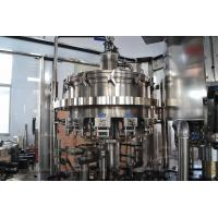 Buy cheap CE ISO Automatic Glass Bottle Beer Filling Machine Stainless Steel Beverage Filling from wholesalers
