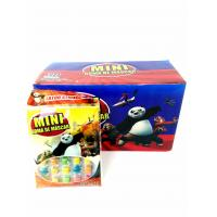 China KungFu Panda Sweet and sour candy with colorful  outlook wholesale
