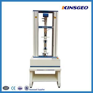 Buy cheap 0.1-500mm/min Speed Floor Type Universal Testing Machines , 500kn Tensile Testing Equipment from wholesalers