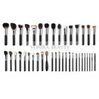 China Custom Label Complete Professional Makeup Brush Collection For Makeup Artist wholesale
