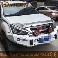 China 4X4 Off-Road Accessories New Year Steel Material Front Bull Bar For D-Max 2018+ wholesale