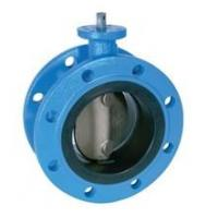 """China cast iron 2"""" ~ 120"""" Butterfly Valves For Sewage DIN2501 PN10 EN 593 wholesale"""