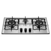 China SS37611 76cm Stainless steel built-in gas stove/ gas range/ gas fire/ cooktop/ range on sale
