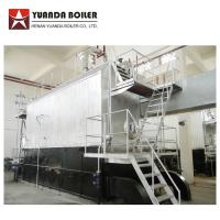 China Factory Price Industrial Large Wood Chip Biomass Steam Boiler For Food Factory wholesale