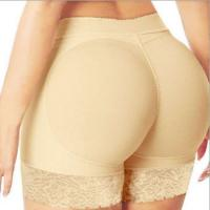 China Women Butt Lifter Underwear Padded High Waist Tummy Control Body Shaper Panty on sale