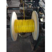 Buy cheap sell 1*7 coated wire rope with nylon/PP/PVC from wholesalers