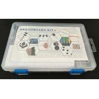 China Electronic Components Solderless Breadboard Kit For DIY Experiment Circuit Test wholesale