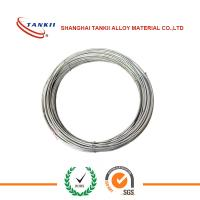 China Industrial Furnace 0Cr21Al6Nb Fecral Alloy Resistance Heater Wire wholesale