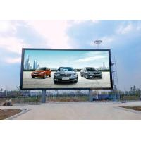 Buy cheap SMD2727 P8 Nationstar Outdoor Advertising LED Display Full color With Front Maintenance Function from wholesalers