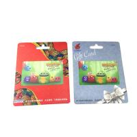 Buy cheap Full Color PVC Plastic Gift Cards Magnetic Strip Crafts Design Light Weight from wholesalers