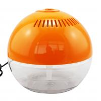 China Portable Electric Air Freshener Diffuser Anion Air Purifier With Humidifier wholesale