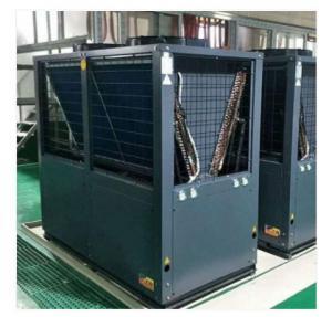 China Side Wind Split 60dbA High COP Heat Pump Flexible DN25 wholesale