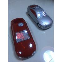 Quality 12 Volt Car Shaped Car Air Pum 3 In 1 With 4V 1.5Ah Battery 150 PSI With Multi - Color for sale