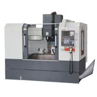 China High Capacity Used CNC Milling Centers / 24 Ton 3 Axis Machining Center on sale