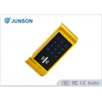 Quality Standalone Touched Keypad Electronic Cabinet Lock for various cabinet for sale