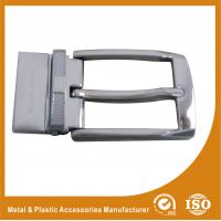 China Silver Pin Turn Handmade Western Belt Buckles For Belt Accessories RE-008 wholesale