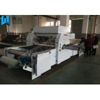 China Automatic Flat Hot Foil Stamping Machine With Web Guiding ISO9001 Certificate wholesale