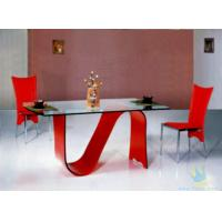 China clear acrylic black and white bar table and chair wholesale