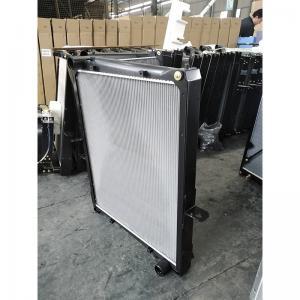 China CE Certified Isuzu Truck Radiator For ISUZU DEGA 240 MT Water Cooling System wholesale