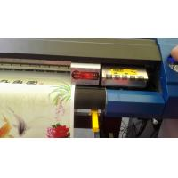 Quality Fabric Uv Led Inkjet Printer With Epson Dx7 Head 1440dpi / Eco Solvent Inkjet Printer for sale