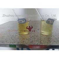 China Oil Steroids Injections Methenolone Enanthate 200mg / Ml Primobolan Depot 200 For Muscle wholesale