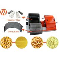 Quality 5.5t/H Capacity Animal Feed Grinder 37kw Power With Tungsten Carbide Hammer for sale