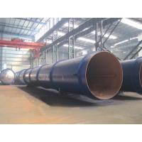 China Saturated Steam AAC Chemical Autoclave / AAC Block Machine , High Temperature and High pressure wholesale
