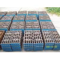 China Mn Steel Ball Mill Grinding For Mine Mill , Ni-Hard End Liners wholesale