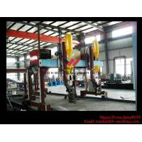 China Two Welding Arm Mobile Gantry Type Welding Machine For H Beam Welding Seam wholesale