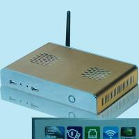 China Mini PC Thin Clients With WIN XP OS , N270 1.6Ghz Dual Core CPU wholesale