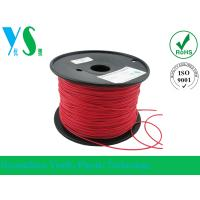 China Flexible Red 1.75mm 3D Printing Material Filament Professional For Printing wholesale