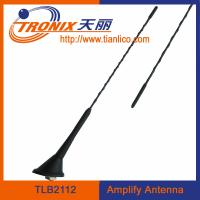 China foldable mast car antenna/ roof mount car electronic antenna/ amplifier am fm car antenna TLB2112 wholesale