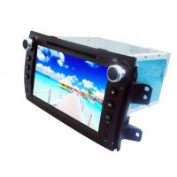 China GPS 2 Din Car DVD GPS Player with Bluetooth / FM / AM / RDS for Suzuki-SX4  wholesale