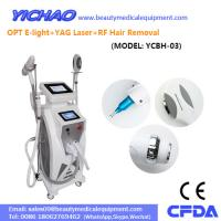 China Permanent 808nm Beauty Shr Diode Laser IPL Hair Removal Machine on sale
