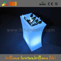 China Eco-friendly LED Ice Bucket Waterproof IP54 Rechargeable for Night Club wholesale