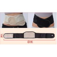 China Far infrared tourmaline self heating clothing waist protective trainers belt wholesale