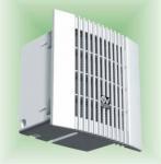 China Aluminum 4-way air diffuser with damper wholesale