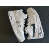 China Men Off White Air Jordan 3 CLR2331 discount Jordan shoes on sales www.apollo-mall.com free shipping on sale