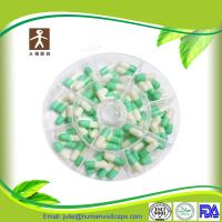 China China manufacturer food grade Size 0 GMP standard healthy empty vegetable capsule wholesale