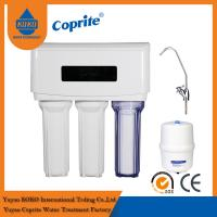 China Household 50GPD 5 stage Reverse Osmosis Filter System With Cover wholesale