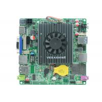 China MINI BOX PC fanless Embedded Nano Motherboard Computer With USB3.0 DC Power Supply wholesale