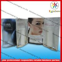 China Facial Mask Laminated Comestic Packaging Bag For Promotion wholesale