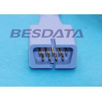 Quality Disposable 5 Lead ECG Placement , ECG Lead Clips IEC / AHA Standard TP3010 for sale