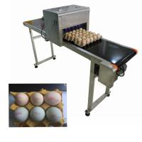 China Electrical Egg Batch Number Printing Machine, Date And Batch Printing Machine wholesale