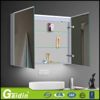 China Bathroom Medicine Cabinet with Mirrored Doors wholesale