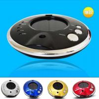 China Solar Powered Car Air Purifier ASF-003 Lonizer Lonizzatore Automobile Device UFO Shape wholesale